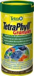 Tetra - Tetra Phyll Granules Bitkisel Balık Yemi 250 ml/90 gr