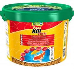 Tetra - Tetra Pond Koi Sticks Kırmızı Balık Yemi (Kova) 1500gr/10L