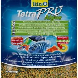 Tetra - Tetra Pro Algae Crisps Balık Yemi 12 gr