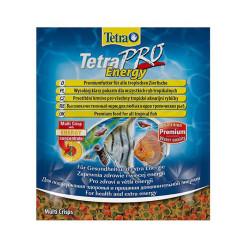 Tetra - Tetra Pro Energy Crisps Balık Yemi 12g
