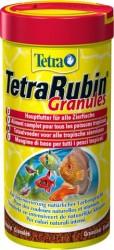 Tetra - Tetra Rubin Granules Balık Yemi 250 ml/100 gr