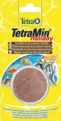 Tetra - Tetra Tetramin Holiday(Tatil) Balık Yemi 30 gr