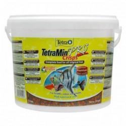 Tetra - Tetra Tetramin Pro Crisps Yem 10 L