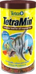 Tetra - Tetramin Flakes Balık Pul Yemi 1 L/200 gr