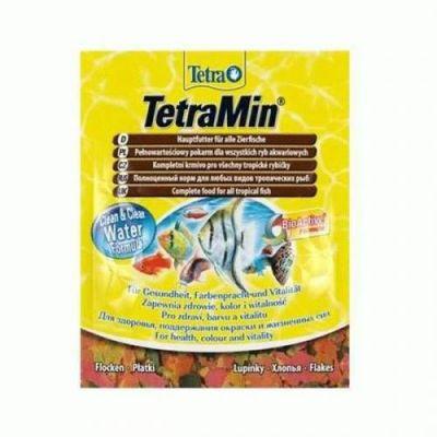 Tetramin Flakes Balık Pul Yemi 12 gr