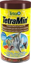 Tetra - Tetramin Flakes Balık Pul Yemi 500 ml/100 gr