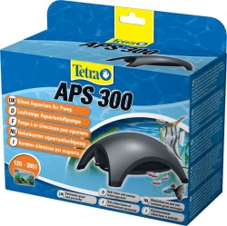 Tetra - Tetratec Aps-300 Çift Çıkışlı Hava Motoru 300 L/s (Siyah) 4,5 W
