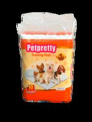 Pet Pretty - Training Köpek Eğitim Çiş Pedi Naturel 60x90 10 lu