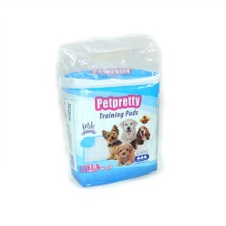 Fatih-Pet - Training Pads-Köpek Eğitim Çiş Pedi Lavantalı 60x60 cm 10 lu