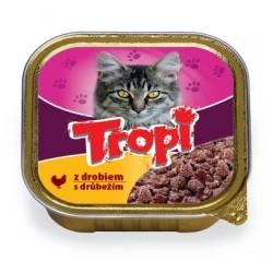 Royalist - Tropi Yetişkin Kediler İçin Tavuklu Pate 100 gr 10 lu