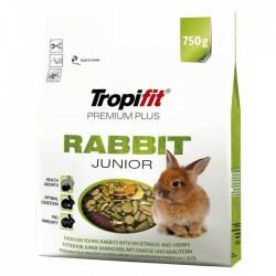 Tropifit - Tropifit Premium Plus Rabbit Junior - Yavru Tavşan Yemi 750g