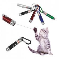 Fatih-Pet - Üç Fonksiyonlu Lazer Kedi Oyuncağı