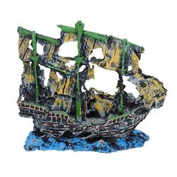 Fatih-Pet - Ufak Yelkenli Korsan Gemi
