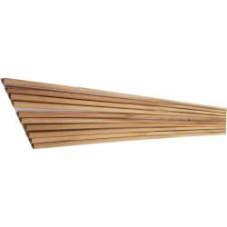 Oxit - Uzun Ahşap Tünek 100 cm. 10 lu Paket