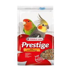 Versele-Laga - Verselelaga Prestige Big Parakeets Paraket Yemi 1 Kg