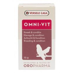 Versele-Laga - Verselelaga Oropharma Omni-Vit (Üreme ve Kondisyon) 25 gr