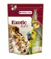 Versele-Laga - Verselelaga Papağan Exotic Light 750 Gr.