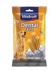 Vitakraft - Vitakraft Köpek Naneli Diş Bakım Ödül 3ü1 10kg Üstü Köpeklere