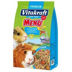 Vitakraft - Vitakraft Menü Guinea Pig Yemi 1000g