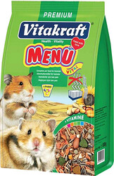 Vitakraft - Vitakraft Menü Hamster Yemi 1000g