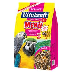 Vitakraft - Vitakraft Menü Papağan Yemi 1000g/5 li