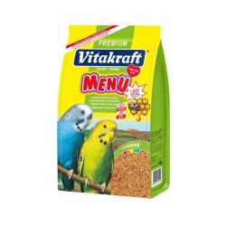 Vitakraft - Vitakraft Premium Menu Muhabbet Yemi 500g/12 li