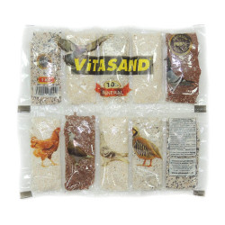 Vitasand - Vitasand Güvercin Minerali Karışık 20x 10 lu Paket
