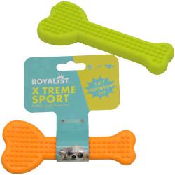 Royalist - WBRT1039 2 in1 Köpek Oyuncağı ve Diş Kaşıma