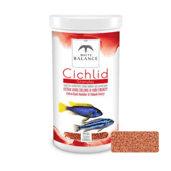White Balance - White Balance Cichlid Granules 1000 ml