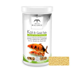 White Balance - White Balance Koi-Gold Fish Pond Sticks Natural 1000 ml