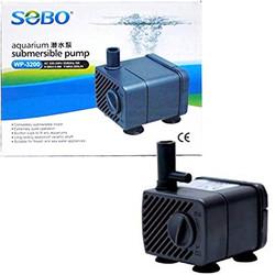 Sobo - Wp-3200 Akvaryum Sump Motoru 300 L/H