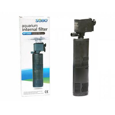 Wp-3200F Akvaryum İç Filtre 1200 L/H