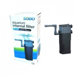 Sobo - WP-330F Akvaryum İç Filtre