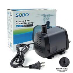 Sobo - WP-4000 Akvaryum Kafa Motoru 2000 L/H