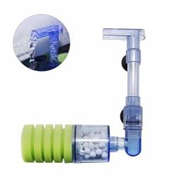 Xinyou - XY-2880 Tekli Biyolojik Yatay Pipo Filtre