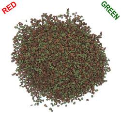 Zlatamorie - ZLATAMORIE Akvaryum Balık Yemi Red Green 2 mm 2 kg