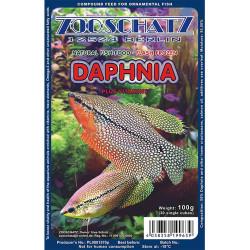 ZOOSCHATZ - Zooschatz Daphnia - Dondurulmuş Su Piresi 100g