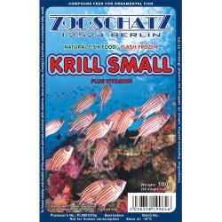 ZOOSCHATZ - Zooschatz Krill Small - Dondurulmuş Krill Small 100g